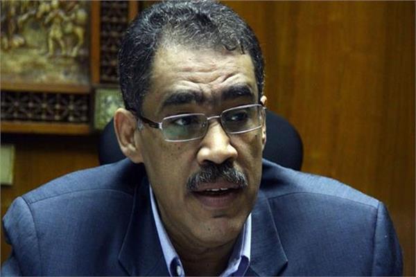 الكاتب الصحفي ضياء رشوان