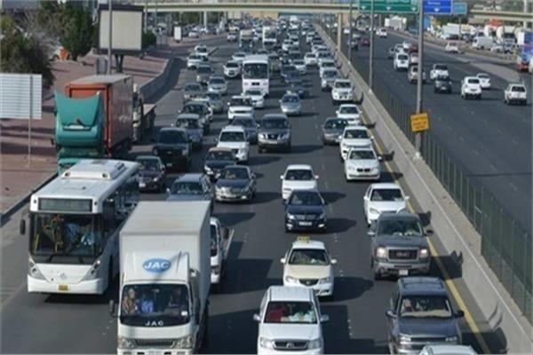 فيديو.. المرور تكشف الحركة على الطرق السريعة
