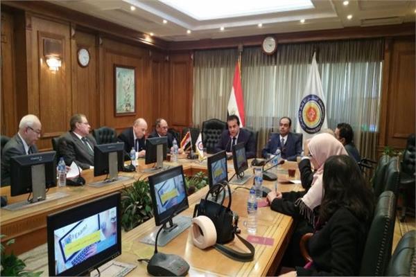 د. خالد عبد العفار وزير التعليم العالي والبحث العلمي