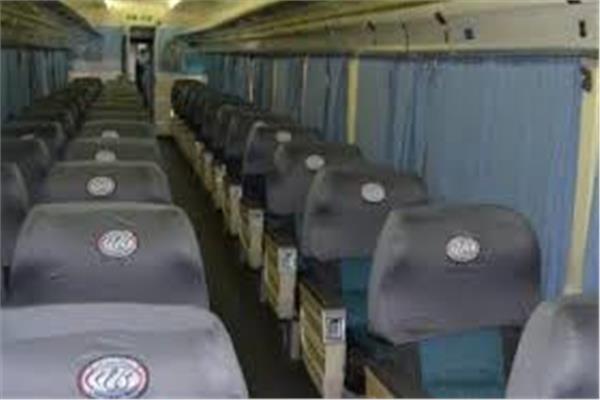 السكة الحديد تدفع بقطارات إضافية بمناسبة إجازة نصف العام الدراسي