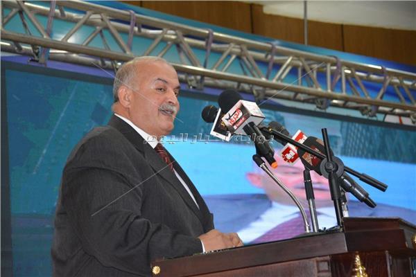 محمود محرز مدير فروع المحافظات بجهاز دعم المشروعات الصغيرة والمتوسطة