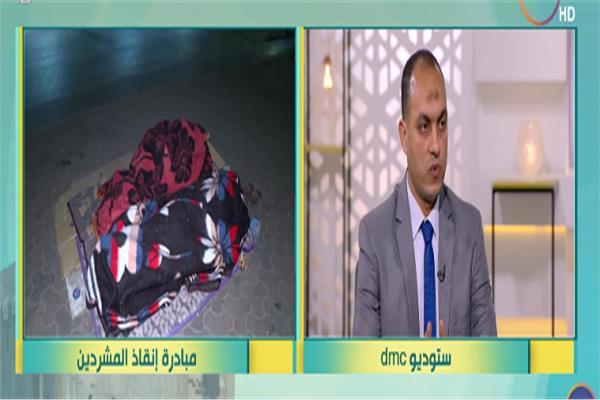 أيمن عبد العزيز نائب فريق التدخل السريع بوزارة التضامن