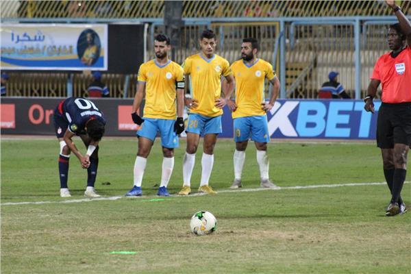 مباراة الإسماعيلي والأفريقي التونسي الأخيره
