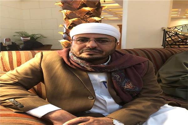 وزير الأوقاف والإرشاد اليمني