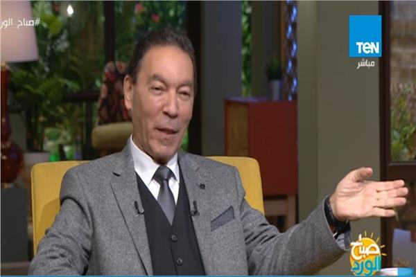 الدكتور هاني الناظر رئيس المركز القومي للبحوث سابقا
