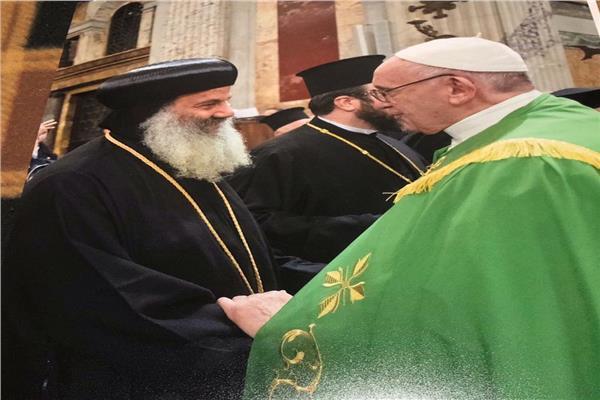 الكنيسة القبطية تشارك في يوم الصلاة من أجل الوحدة بالفاتيكان