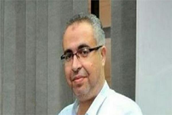 الفنان إسماعيل مختار رئيس البيت الفني للمسرح