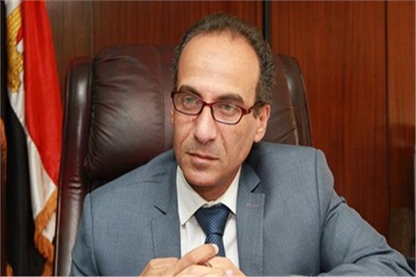 رئيس الهيئة المصرية العامة للكتاب الدكتور هيثم الحاج علي