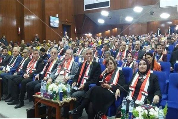 المؤتمر الدولى لتطوير التعليم العالى