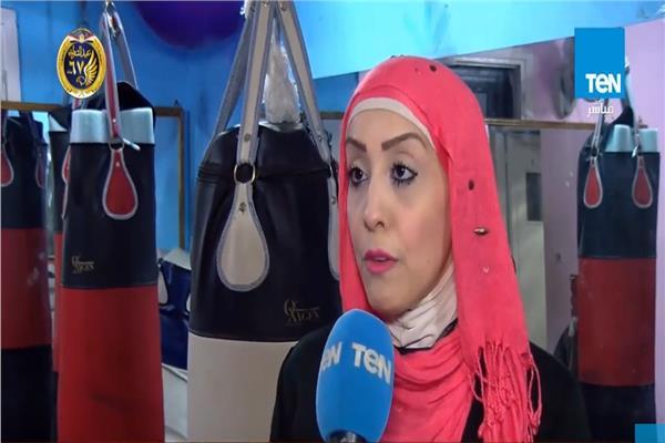 عضو الأكاديمية العربية السورية بالأسكندرية  لتعليم الفنون القتالية