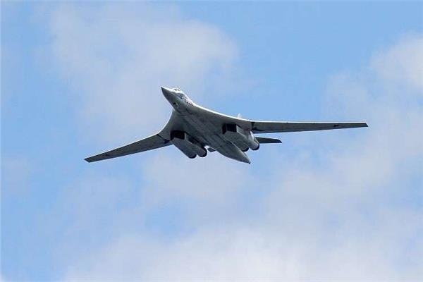 طائرة روسية قاذفة