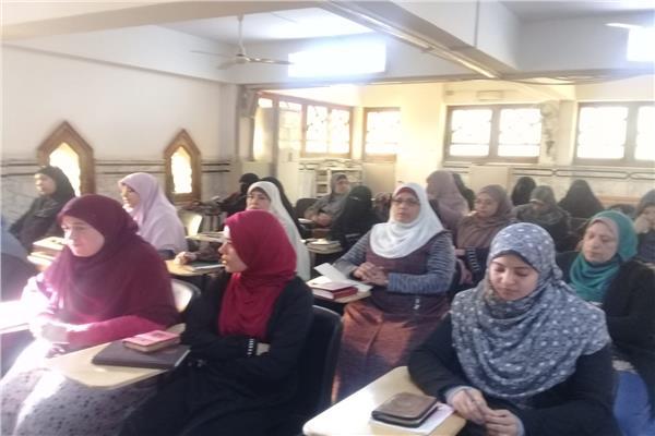 مراكز إعداد محفظي القرآن الكريم