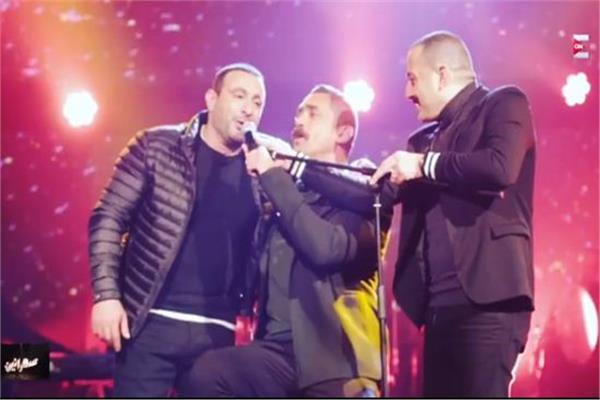 أحمد السقا ضيف أمير كرارة في «سهرانين»