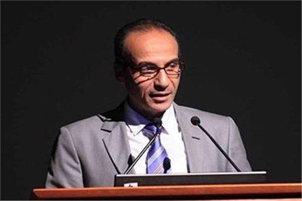 الدكتور هيثم الحاج على؛ رئيس الهيئة العامة للكتاب