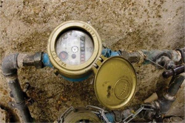 عداد مياه... صورة أرشيفية