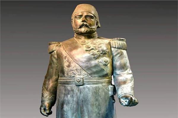 تمثال الخديوي إسماعيل «البرونزي»