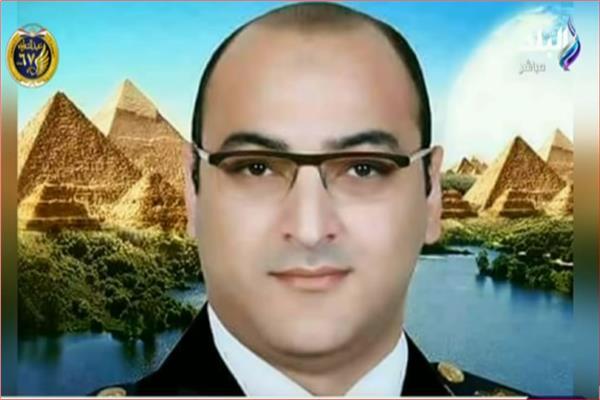 الشهيد البطل المقدم أحمد حسين