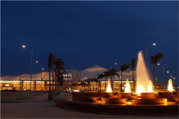 صور| تعرف على خطة الطيران لتطوير مطار شرم الشيخ الدولي