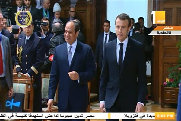 أحمد موسى: السيسي تحدث مع ماكرون بلسان المواطن المصري