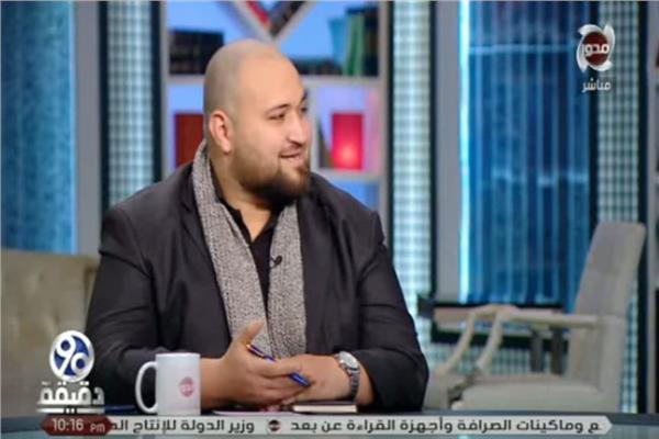 """سيد خالد أحد مؤسسي حملة """"خليها تعنس"""""""