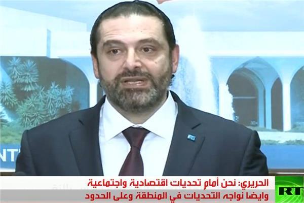 رئيس الوزراء اللبناني / سعد الحريري