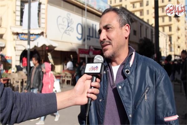 راي الشارع المصري
