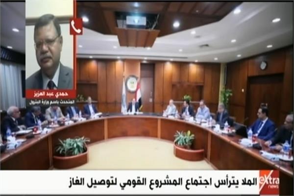 حمدي عبدالعزيز، المتحدث بأسم وزارة البترول،