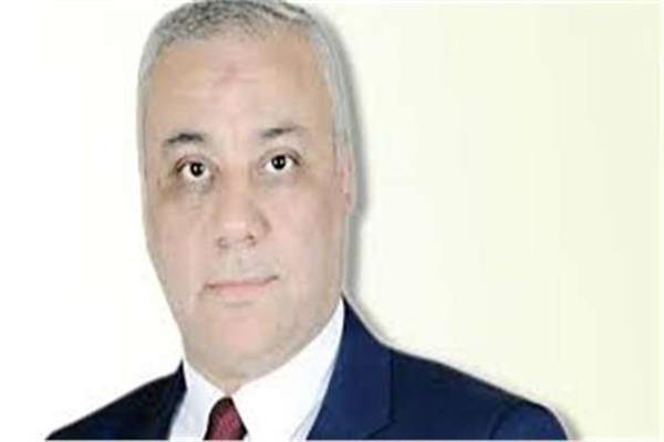 أحمد إبراهيم رئيس لجنة السياحة الدينية