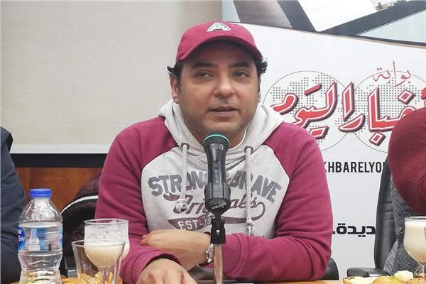 الفنان ياسر الطوبجي