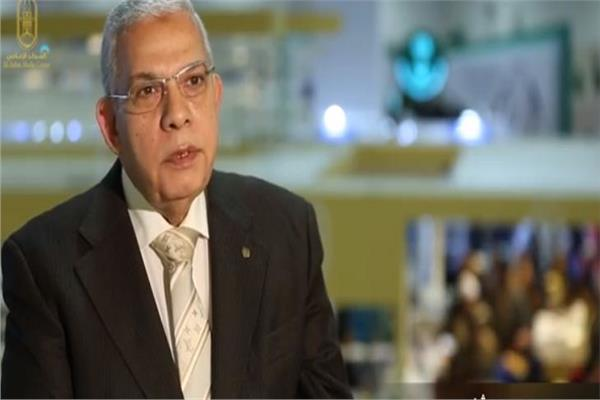 محمد رشاد، رئيس اتحاد الناشرين العرب