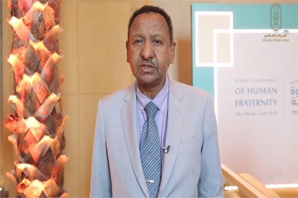 مصطفى عثمان إسماعيل- مندوب السودان الدائم لدى مقر الأمم المتحدة في جنيف