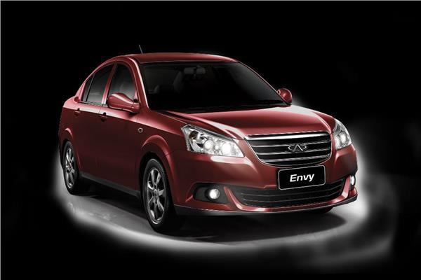 السيارة Envy