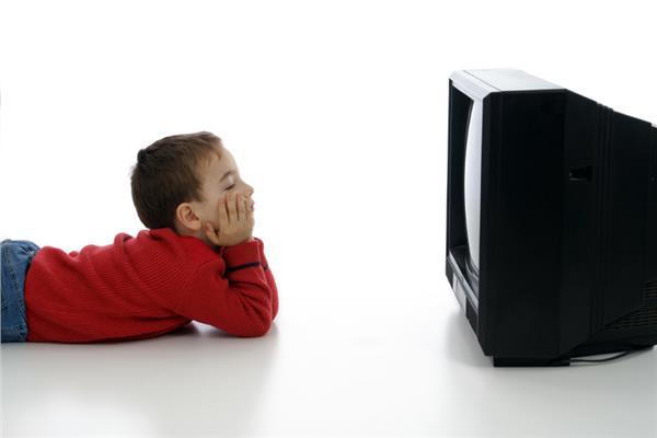 مشاهدة التلفيزيون للأطفال