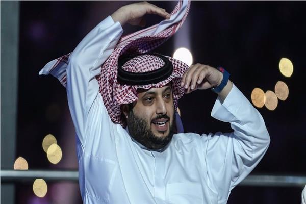 المستشار تركي آل الشيخ - رئيس الاتحاد العربي ومالك نادي بيراميدز