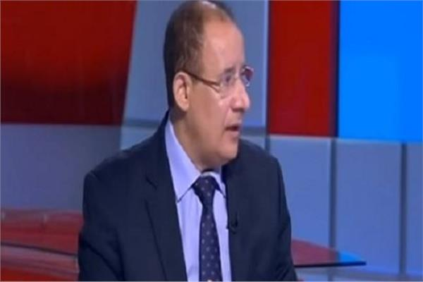 عبد العاطي أبوزيد رئيس قطاع الإعلام الخارجي بالهيئة العامة للاستعلامات