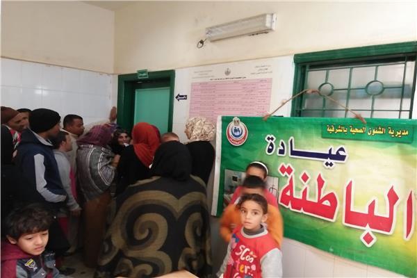 قوافل وزارة الصحة والسكان