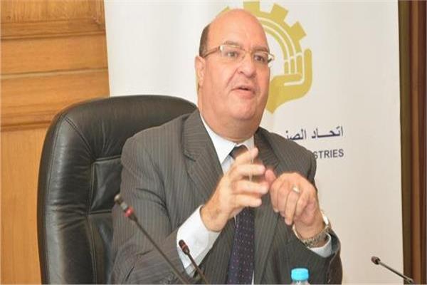 أحمد عبد الحميد رئيس غرفة صناعة مواد البناء باتحاد الصناعات
