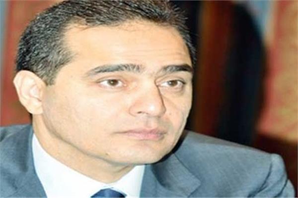 خالد أبو المكارم رئيس المجلس التصديري للكيماويات