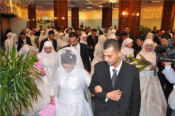 حفل زفاف الاورمان لليتيمات