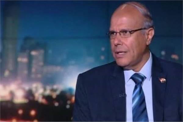 د.أحمد عبد العال رئيس هيئة الأرصاد الجوية