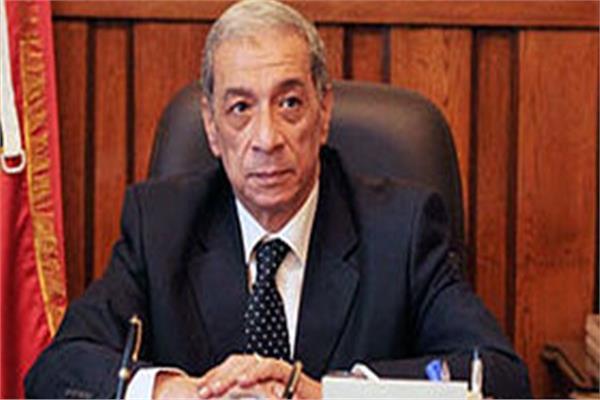 المستشار هشام بركات - النائب العام السابق
