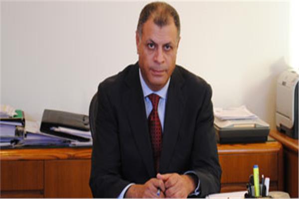 المهندس عابد عز الرجال رئيس الهيئة العامة للبترول