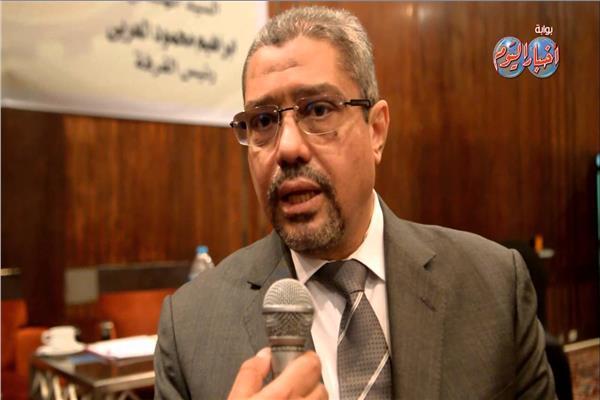 ابراهيم العربي رئيس غرفة القاهرة