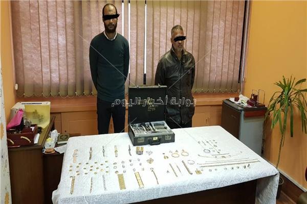 الامن العام يسقط تشكيل عصابى لسرقة المساكن بالاسكندرية