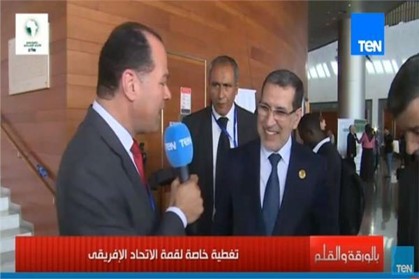 سعدالدين العثماني، رئيس وزراء المغرب