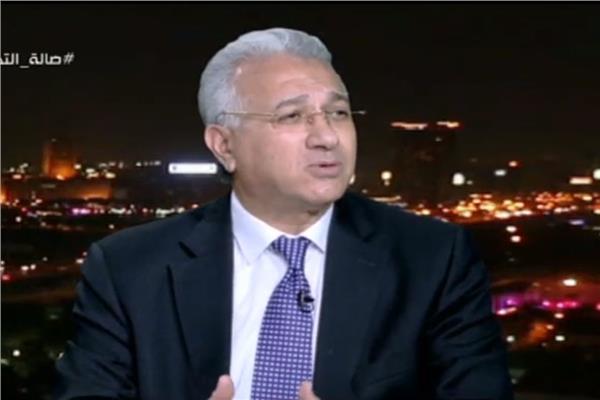 السفير محمد حجازي مساعد وزير الخارجية الأسبق