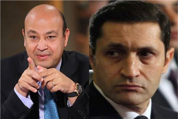 """عمرو أديب يفتح النارعلى علاء مبارك """"مش هترجعوا تاني """""""