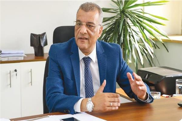 المعتز بهاء دين، الرئيس التنفيذي لمدينة دمياط للأثاث