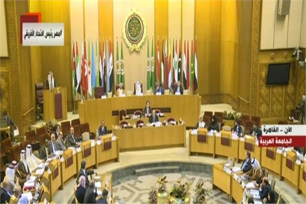 الجلسة الثالثة للبرلمان العربي بالجامعة العربية
