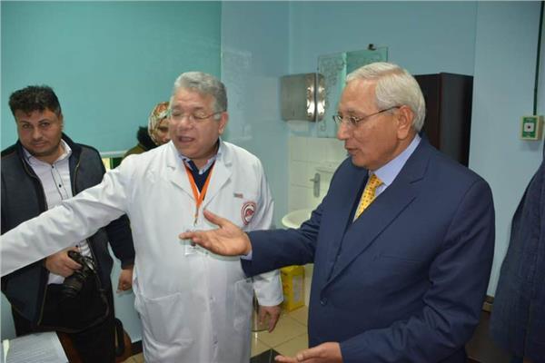 محافظ الدقهلية د.كمال شاروبيم